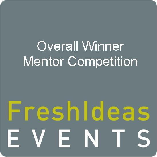 Overall Winner Mentor Competition
