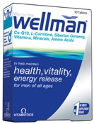 win a 6 month supply of Wellman